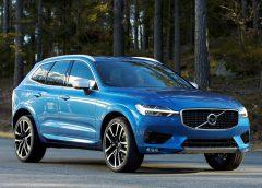 Новий Volvo XC60 – перший тест-драйв