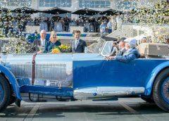 Переможцем Конкурсу елегантності став Mercedes-Benz 1929 року випуску