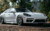 У Porsche Panamera Turbo з'явилися нові «катки»