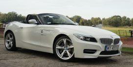 BMW готує до дебюту Z4