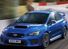 Subaru WRX STI йде з ринку