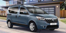Стартували продажі фургона Renault Dokker