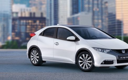 Honda Civic 2017 против Nissan Sentra 2017