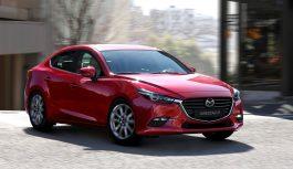 Рассекречена информация об новом седане Mazda 3