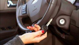 Как трогаться с места на автомобиле