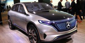 Mercedes-Benz привезе в Женеву серійний електромобіль
