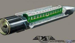 Що потрібно знати про надзвуковому поїзді Hyperloop в Україні
