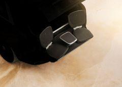 Rolls-Royce показав «багажні» сидіння позашляховика Cullinan