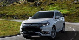 Оновлений Mitsubishi Outlander PHEV: всі зміни під капотом