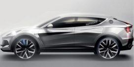 Кросовер Lotus побудують на платформі Volvo