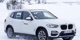 BMW може представити електричний X3 в квітні