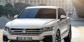 Volkswagen представив новий Touareg