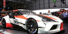 Toyota Supra і BMW Z4 будуть робити на одному заводі