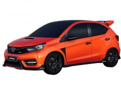 Honda показала концепт бюджетного хетчбека