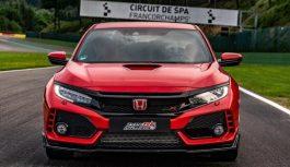 Хот-хетч Honda Civic Type R встановив рекорд на трасі в Спа