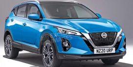 Новий Nissan Qashqai покажуть через два роки