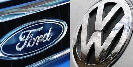 Ford і Volkswagen будуть робити машини разом. Які і коли?