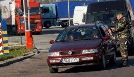 Евробляхи не пускають в Україну – поляки передали митникам список справжніх нотаріусів