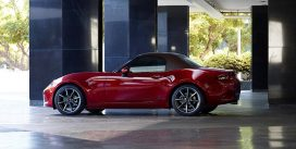 Mazda оновила родстер MX-5