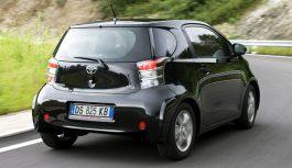 Стоит ли купить Toyota IQ