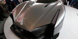 Новий Nissan GT-R: перші подробиці