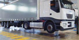 Оборудование станции по ремонту грузовиков