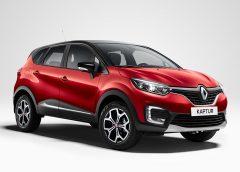 Renault Kaptur: тепер з інтегрованим Яндекс.Авто