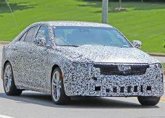 Cadillac готує конкурента седану Mercedes-Benz А-класу