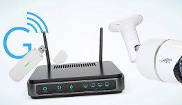 Необходимые компоненты для организации системы видеонаблюдения через интернет