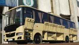 В Україні всі міжміські автобуси з 2019 року хочуть обладнати ременями безпеки і тахографами