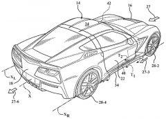 Новий Chevrolet Corvette отримає активну аеродинаміку
