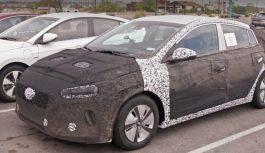 Сімейство Hyundai Ioniq оновить зовнішність і начинку