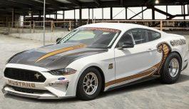 Ford перетворив Mustang в рекордний дрэгстер
