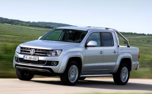Volkswagen Amarok – хватит искать компромиссы!