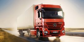 Характеристики грузовых машин