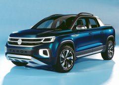 Volkswagen робить ставку на пікапи