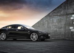 Представлена Tesla S для Супермена