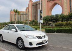Дубай: берем авто напрокат и чувствуем себя шейхом