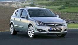 Пятое поколение Opel Astra проходит тестирования