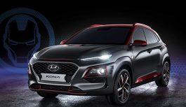 Hyundai Kona перетворили в автомобіль Залізної Людини