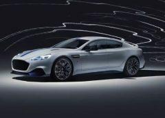 Aston Martin презентував свій перший електрокар