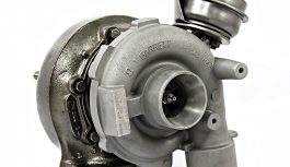 Повышение мощности двигателя наддувом