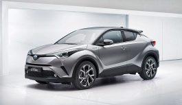 Автомобили Toyota у официального дилера «Автосамит» на Харьковском шоссе
