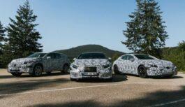 Mercedes-Benz анонсував розширення електричної лінійки