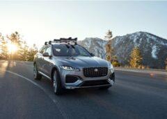 Оновлені Range Rover Velar, Jaguar F-PACE і XF захистили від зовнішнього шуму